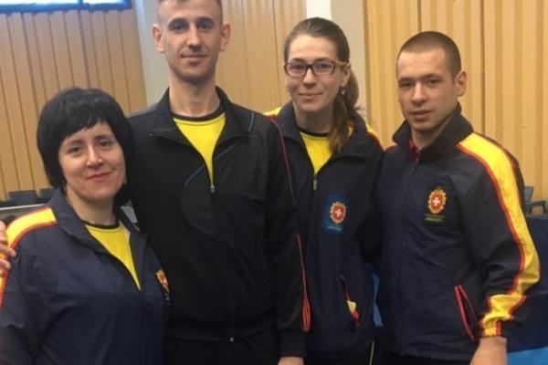 Рівненські тенісисти здобули медаль Чемпіонату України