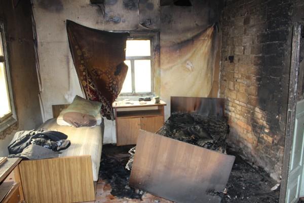 Вчора на Острожчині у Вельбівному унаслідок пожежі загинуло двоє чоловіків