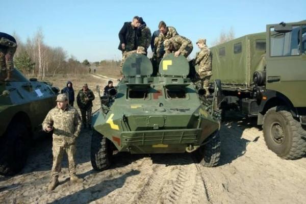 Понад 600 старшокласників Рівненщини опановують військове мистецтво