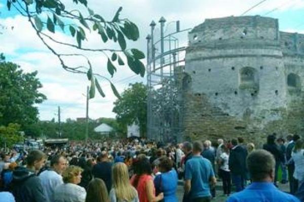 Сьогодні в Україні стартував проект «Малі міста – великі враження»