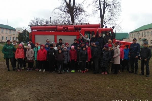 У Клевані рятувальники провели День цивільного захисту