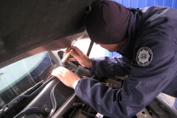 Крадені та «перебиті» автомобілі знайшли сьогодні в Рівному
