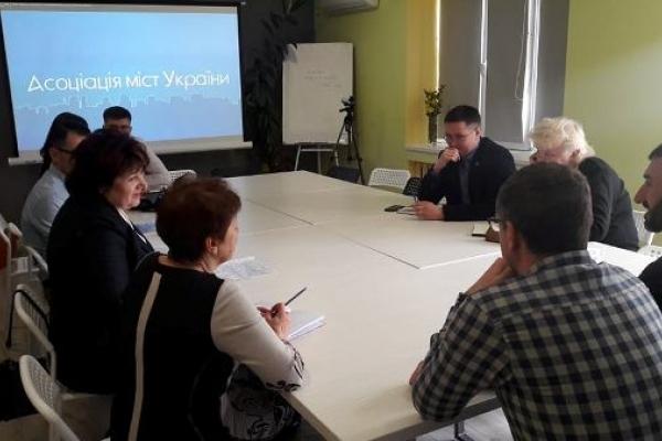 У Гощі обговорили питання розвитку та об'єднання громади