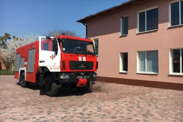 На Острожчині рятувальники продовжують відпрацьовувати документи оперативного реагування