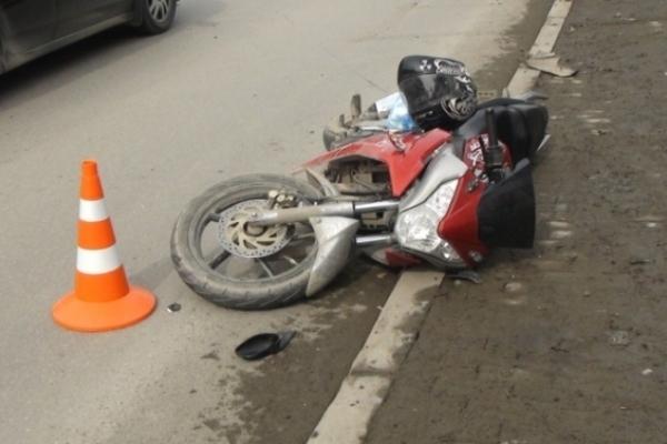 Знову ДТП. Два мотоциклісти  постраждали на Сарненщині