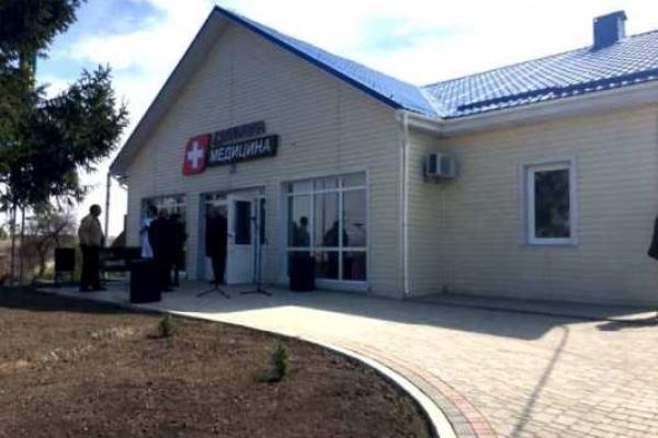 У Рівненському районі відкрили новий ФАП у селі Бармаки