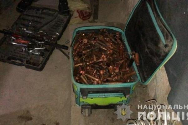 У Рівному оперативники затримали злодія, який поцупив інструменти з гаража