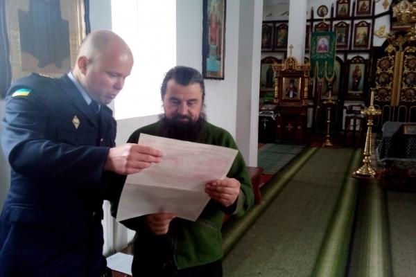 Володимирецькі рятувальники перевіряють культові споруди