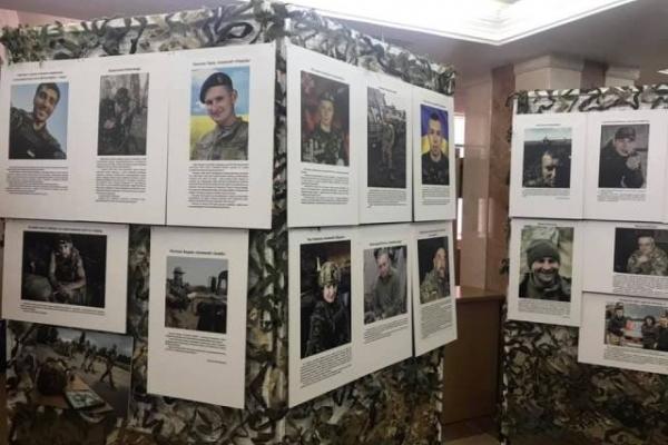 Творчі роботи воїнів АТО покажуть у Рівному та Великобританії
