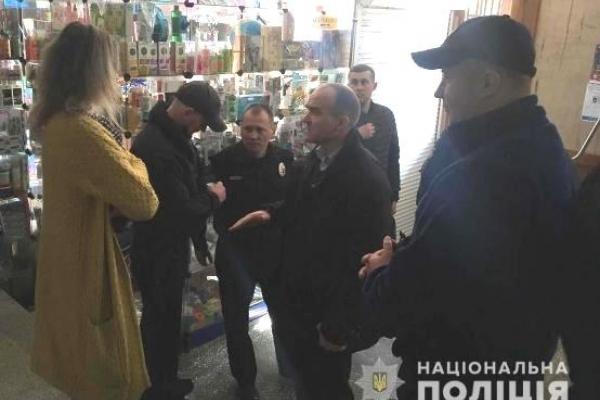 Рівненські поліцейські розслідують факт захоплення офісного приміщення у Рівному