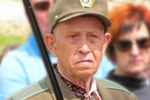 94-річний учасник бою під Гурбами на Рівненщині знявся в патріотичному ролику
