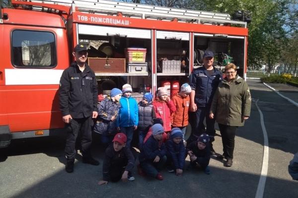 У Вараші рятувальники провели акцію «Запобігти! Врятувати! Допомогти!»