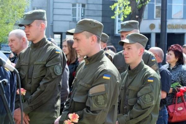 У Рівненській області вшанували героїв-ліквідаторів аварії на ЧАЕС (Фото)