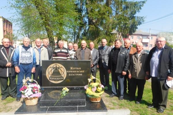 На Млинівщині ветерани Чорнобиля надій на державу не покладають