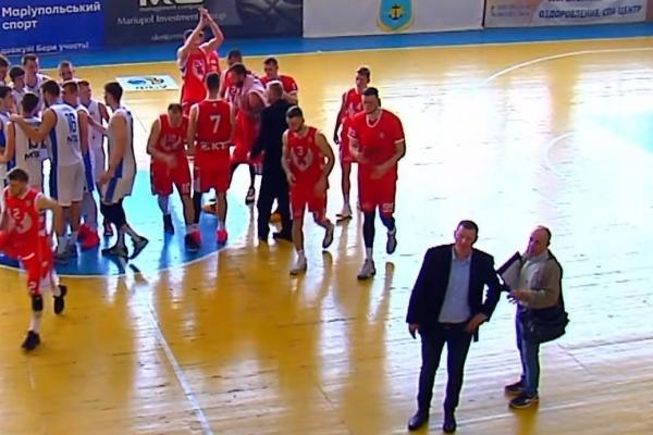 БК «Рівне» на виїзді обмінявся перемогами з БК «Маріуполь»