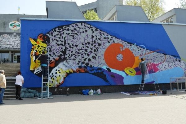 Поблизу Рівненського ПДМ з'явився леопард (Фото, відео)