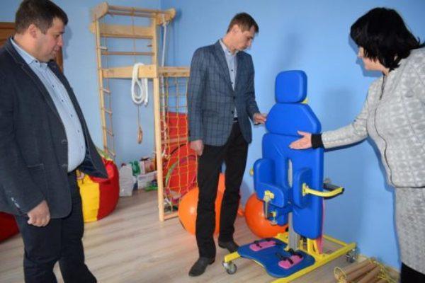 На Рівненщині вже діє 19 інклюзивно-ресурсних центрів