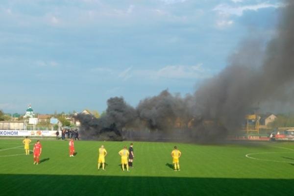 У Млинів повернувся великий футбол  - заслужена перемога