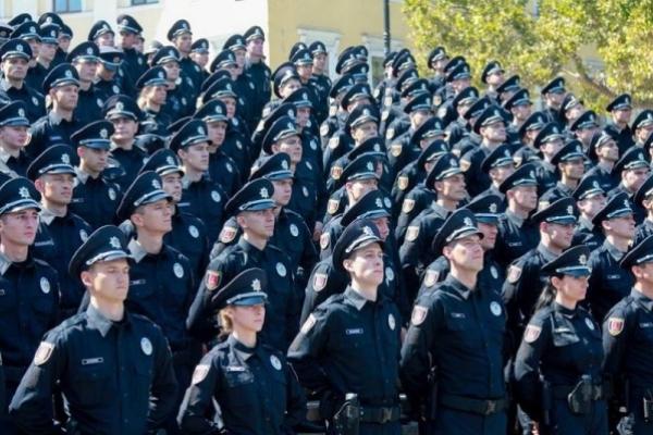 У Рівному до 9 травня триває набір на посади молодшого складу поліції