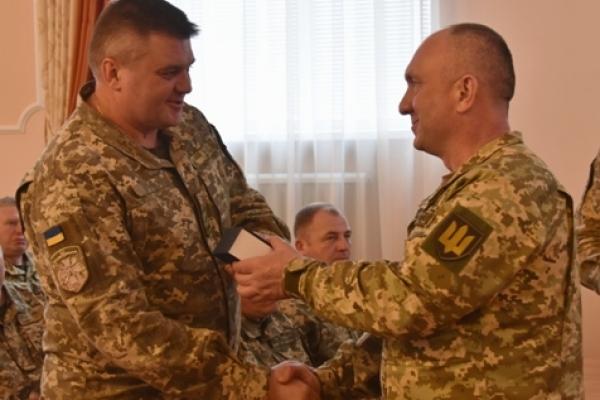 Оперативне командування військ «Захід» відзначило чергову річницю