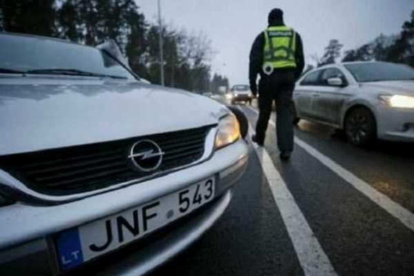 З 24 травня власників автівок на єврономерах почнуть штрафувати