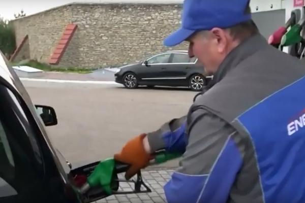 Працівники Управління Держпраці проінспектували АЗС на Рівненщині (Відео)