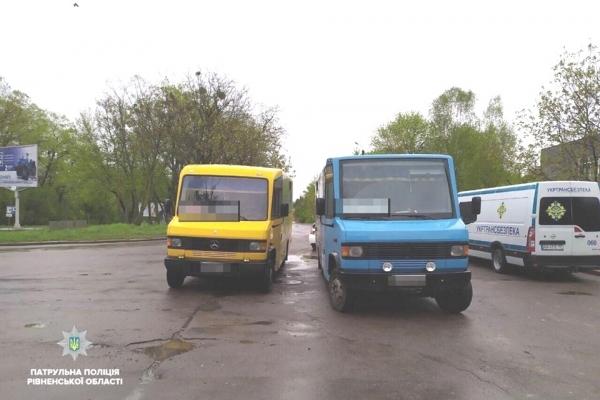 На Рівненщині тривають заходи в рамках проведення Глобального тижня безпеки дорожнього руху