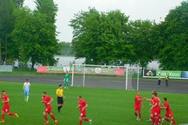 Млинів: спринт у футболі – не останнє діло