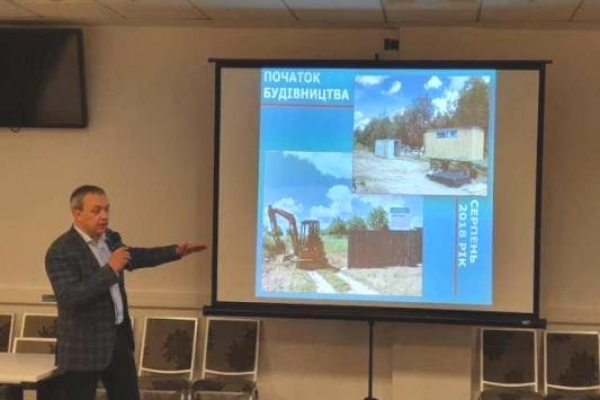Будівництво спорткомплексу на Макарова продовжать фінансувати у 2019 році