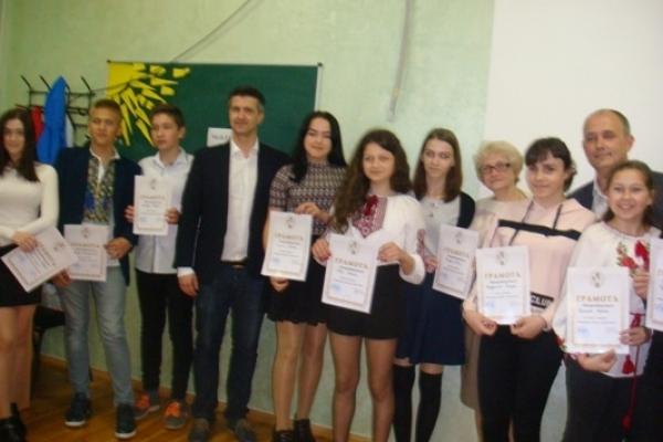 «Кращий знавець чеської мови» і не тільки…– поважні гості у Здолбунівській гімназії