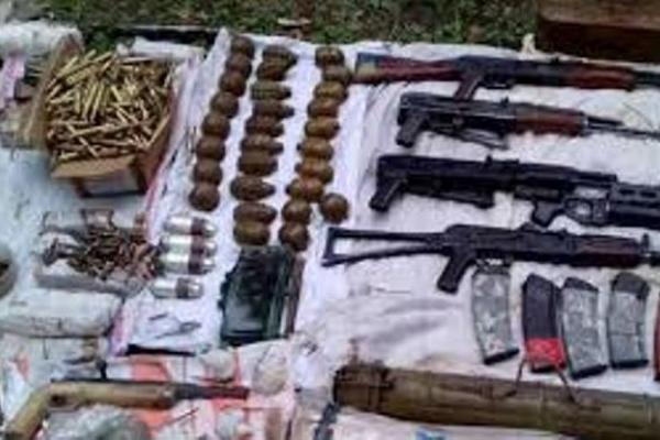 На Рівненщині правоохоронці посилюють заходи в протидії незаконному обігу зброї
