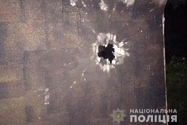 У Рівному кинули гранату на дах будинку приватного підприємця