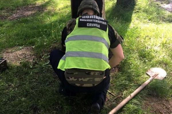У місті енергетиків на Рівненщині попередили гранатометний постріл