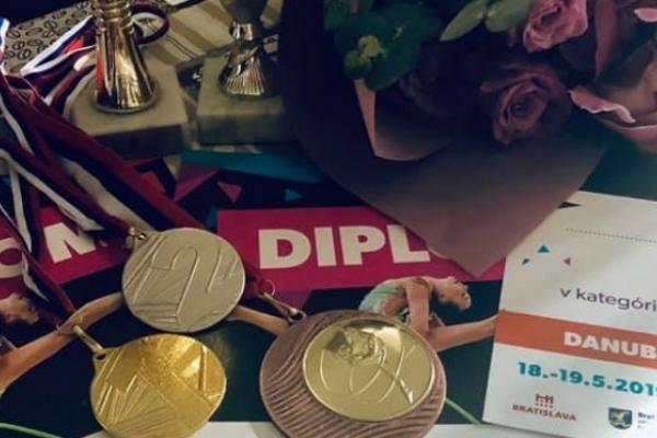 Рівненські гімнастки підкорили Словаччину