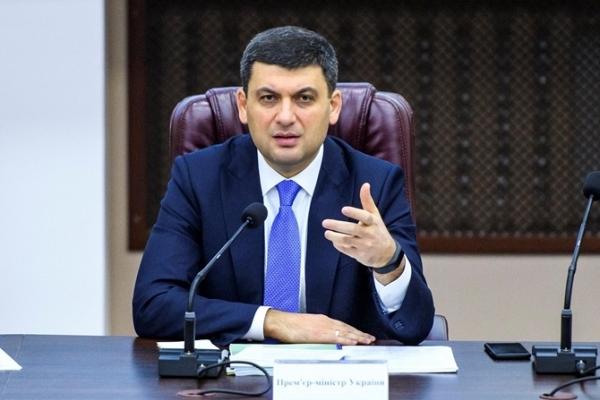 Володимир Гройсман іде на парламентські вибори на чолі власної політичної сили «Українська стратегія»