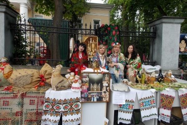 У Рівному відбулося традиційне свято майстрів – 27-мі «Музейні гостини»