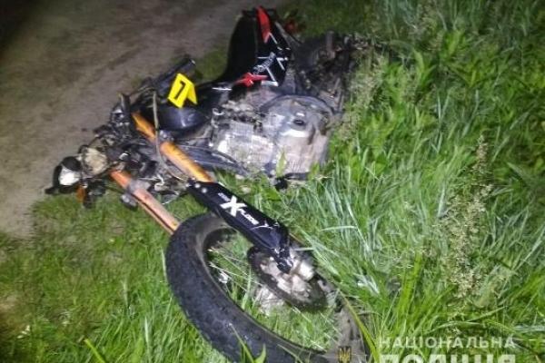 На Сарненщині загинула у ДТП 52-річна водійка мопеда