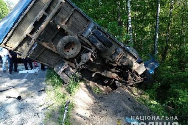 У ДТП на Сарненщині в результаті зіткнення загинули обидва водії