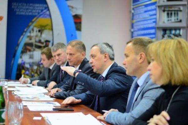 Два роки поспільРівненщинатримає лідерство у розвитку регіонів