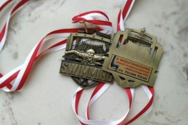 «Золото» на міжнародних змаганнях із плавання здобула поліцейська із Вараша