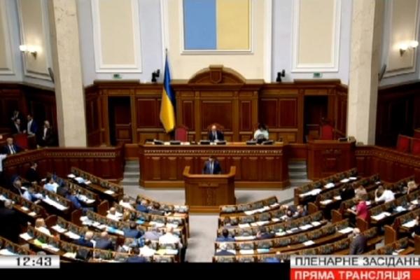 Після оголошення дострокових виборів в Україні виникла загроза стабільності (Відео)