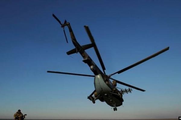 Розслідування катастрофи з гелікоптером на Рівненщині під контролем головнокомандувача ЗСУ