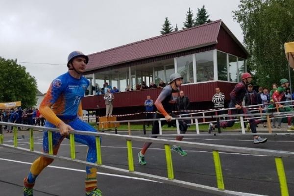 Збірна рятувальників Рівненщини на міжнародних змаганнях розпочала перші забіги