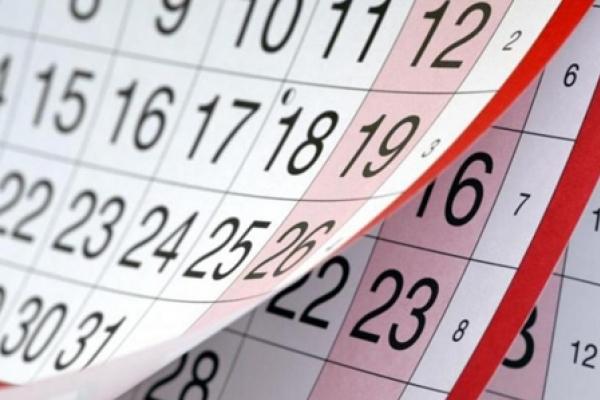 У червні рівняни відпочиватимуть 12 днів