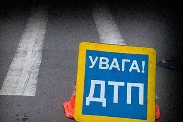 В ДТП на Дубенщині травмувався водій та двоє пасажирів