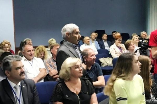На Рівненщині відбулася восьма медична конференція