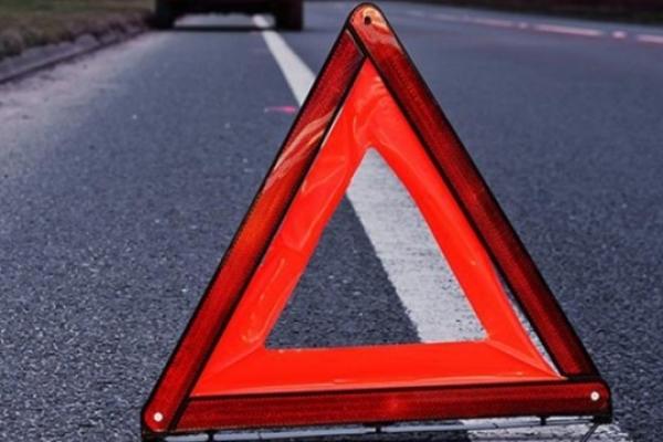 ДТП у Костополі: травмувався мотоцикліст