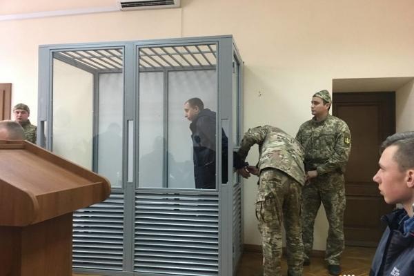 Снайпера, підозрюваного у вбивстві Олександра Храпаченка, відпустили з-під варти