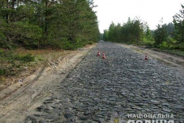У Зарічненському районі на Рівненщині важко травмувався мотоцикліст