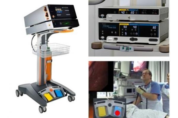 У Рівненську обласну дитячу лікарню урочисто передали лікарям діатермокоагулятор ARC 250 німецької фірми BOWA